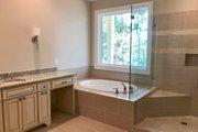 Farmhouse Style House Plan - 4 Beds 4.5 Baths 4020 Sq/Ft Plan #437-92 Interior - Master Bathroom