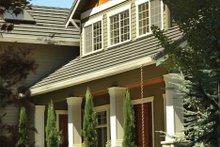 Craftsman Exterior - Front Elevation Plan #48-148