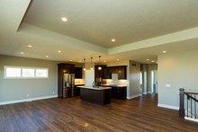 Dream House Plan - Ranch Interior - Kitchen Plan #70-1458