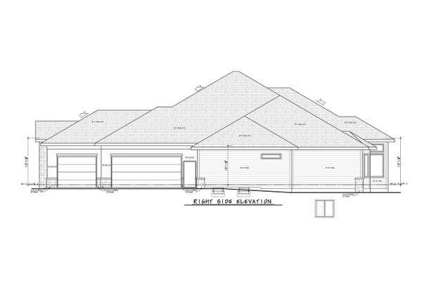 Dream House Plan - Traditional Floor Plan - Other Floor Plan #20-2408