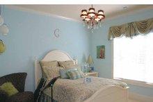 Home Plan - Colonial Interior - Bedroom Plan #927-587