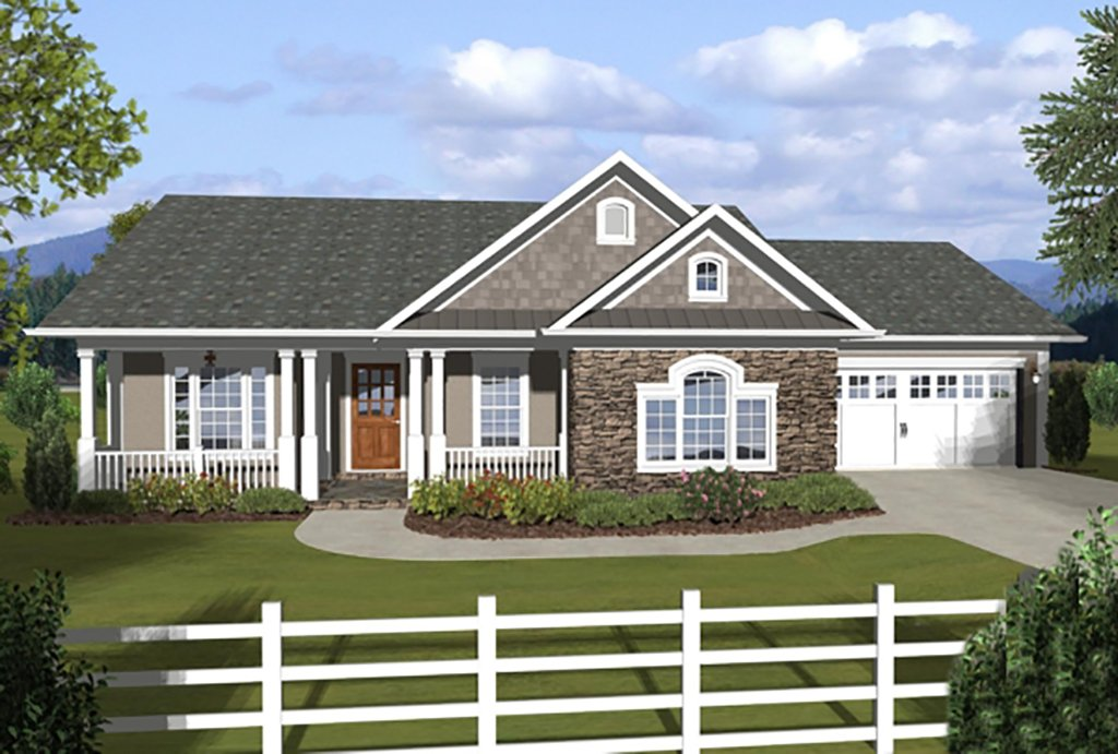 Ranch Style House Plan - 3 Beds 2 Baths 1457 Sq/Ft Plan #56-620 on walkout home plans, cape cod house plans, rustic ranch house plans, luxury ranch home plans, 1977 house plans, 1.5 story ranch house plans, pioneer ranch house plans, drive under ranch house plans, white ranch house plans, luxury house plans, cool ranch home plans, victorian narrow lot house plans, barn garage with roof plans, new england colonial style house plans, lake house plans, cottage ranch house plans, mid century modern ranch home plans, ranch style house plans, traditional house plans, 1600 square foot ranch house plans,