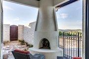 Mediterranean Style House Plan - 4 Beds 4.5 Baths 4185 Sq/Ft Plan #935-4 Exterior - Outdoor Living