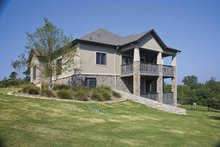 Traditional Exterior - Other Elevation Plan #17-3302