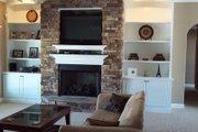 European Style House Plan - 4 Beds 3 Baths 2405 Sq/Ft Plan #17-2060 Photo