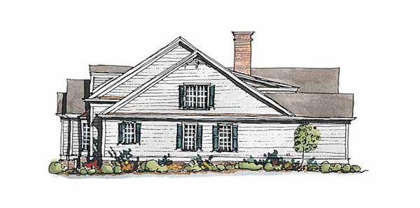 Ranch Floor Plan - Other Floor Plan Plan #429-172
