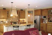 Dream House Plan - Craftsman Interior - Kitchen Plan #320-997