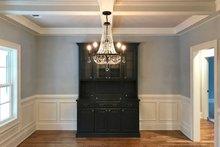 Craftsman Interior - Dining Room Plan #437-87