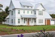 Farmhouse Style House Plan - 4 Beds 3.5 Baths 3186 Sq/Ft Plan #1058-73 Exterior - Front Elevation
