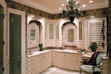 House Plan Design - Mediterranean Interior - Bathroom Plan #453-383