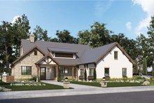 House Design - Farmhouse Exterior - Front Elevation Plan #928-355