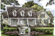 Country Style House Plan - 3 Beds 2 Baths 1832 Sq/Ft Plan #929-225