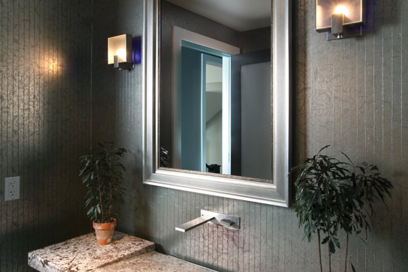 Contemporary Interior - Bathroom Plan #928-261 - Houseplans.com