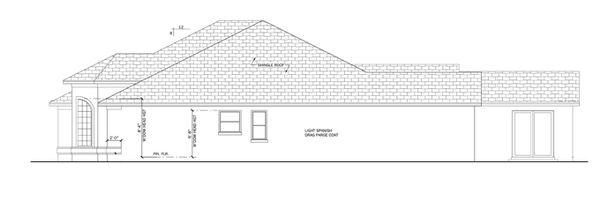 House Plan Design - Mediterranean Floor Plan - Other Floor Plan #1058-40