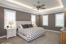 Craftsman Interior - Master Bedroom Plan #929-60