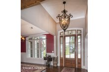 Craftsman Interior - Entry Plan #929-26