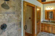Country Interior - Master Bathroom Plan #137-280