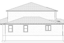 Mediterranean Exterior - Other Elevation Plan #1060-29