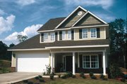 Craftsman Style House Plan - 3 Beds 2.5 Baths 1699 Sq/Ft Plan #20-1220 Photo