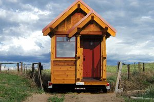 Cottage Exterior - Other Elevation Plan #896-4