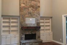 Craftsman Interior - Family Room Plan #437-64