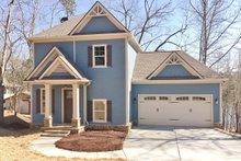 Craftsman Exterior - Front Elevation Plan #437-91