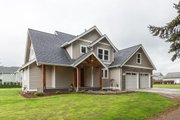 Craftsman Style House Plan - 4 Beds 2.5 Baths 2566 Sq/Ft Plan #1070-29