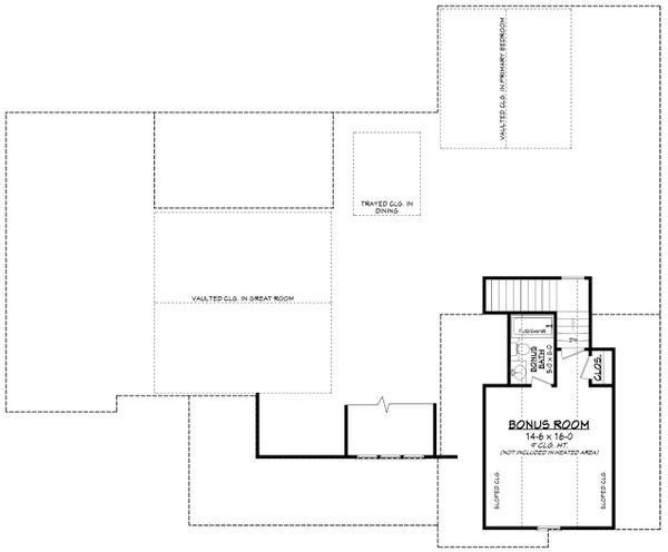 Dream House Plan - Farmhouse Floor Plan - Other Floor Plan #430-244