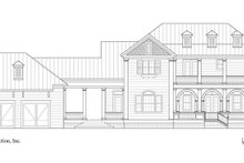 House Plan Design - Classical Exterior - Other Elevation Plan #930-526
