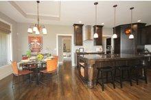 Dream House Plan - Mediterranean Interior - Kitchen Plan #20-2174