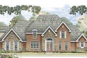European Style House Plan - 5 Beds 4 Baths 3656 Sq/Ft Plan #424-214