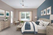 Contemporary Interior - Master Bedroom Plan #938-92