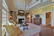 Classical Style House Plan - 4 Beds 4 Baths 4790 Sq/Ft Plan #137-242 Photo