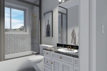 Farmhouse Interior - Bathroom Plan #1060-47