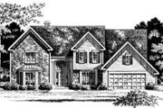 Traditional Style House Plan - 4 Beds 2.5 Baths 3138 Sq/Ft Plan #328-118