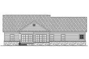 Southern Style House Plan - 3 Beds 2.5 Baths 2001 Sq/Ft Plan #21-131
