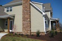 Dream House Plan - Craftsman Exterior - Other Elevation Plan #437-46