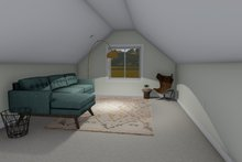 Home Plan - Ranch Interior - Other Plan #1060-5