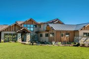 Traditional Style House Plan - 4 Beds 4.5 Baths 4100 Sq/Ft Plan #895-59 Exterior - Other Elevation