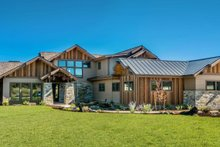 Home Plan - Traditional Exterior - Other Elevation Plan #895-59