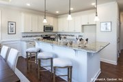 Craftsman Style House Plan - 3 Beds 2 Baths 1674 Sq/Ft Plan #929-437 Interior - Kitchen