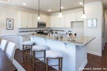 Craftsman Interior - Kitchen Plan #929-437