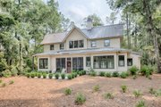 Country Style House Plan - 3 Beds 3.5 Baths 3043 Sq/Ft Plan #928-13 Exterior - Front Elevation