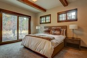 Craftsman Style House Plan - 4 Beds 5.5 Baths 4412 Sq/Ft Plan #892-28 Interior - Bedroom