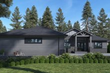 Dream House Plan - Traditional Exterior - Front Elevation Plan #1066-85