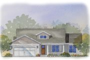 Traditional Style House Plan - 4 Beds 3 Baths 2228 Sq/Ft Plan #901-44