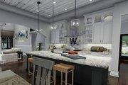 Farmhouse Style House Plan - 3 Beds 2.5 Baths 2214 Sq/Ft Plan #120-261 Interior - Kitchen