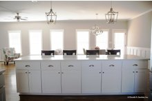 Home Plan - Country Interior - Kitchen Plan #929-46