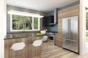 Cottage Style House Plan - 3 Beds 2 Baths 1587 Sq/Ft Plan #23-2313 Interior - Kitchen