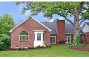Southern Style House Plan - 3 Beds 2.5 Baths 2282 Sq/Ft Plan #456-13 Exterior - Rear Elevation